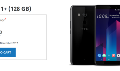HTC U11+ now available for pre-order in the UK