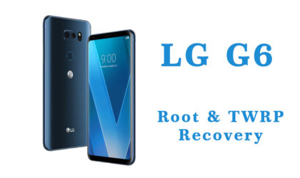 How to root LG V30 and install TWRP recovery