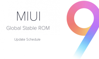 MIUI 9 update release date and device compatibility list announced by Xiaomi