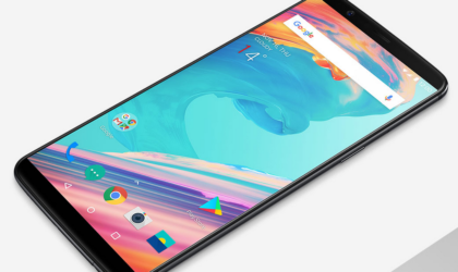 First OnePlus 5T update released, carries fix for KRACK vunerability