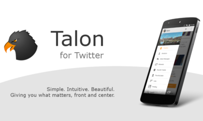Talon Android App v6.9.5 adds support for 280 characters and Android 8.1, and more
