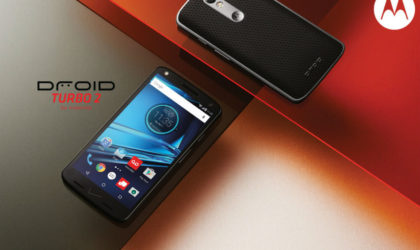 Verizon Motorola Droid Turbo 2 receives new update with October security patch