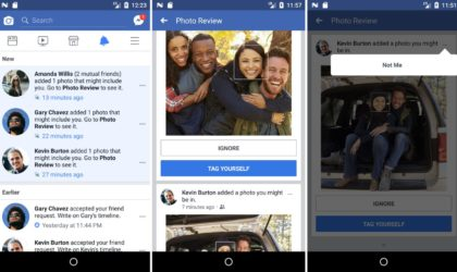 How to make sure Facebook Face recognition is enabled on your account