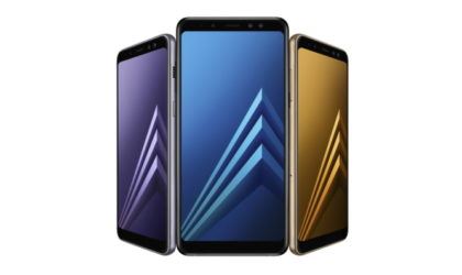 Galaxy A8 and Galaxy A8+ 2018 launched with Infinity display and dual front cameras