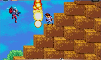 SEGA releases Gunstar Heroes Classic game on the Play Store