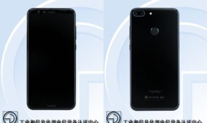 Honor 9 Lite update show up before its launch