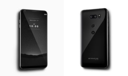 LG Signature Edition phone launches in South Korea with zirconiumceramic back