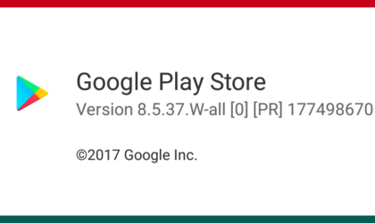 Google updates Play Store app to version 8.5.37 [APK Download]