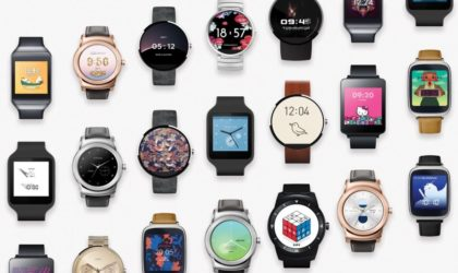 These Android Wear watches will be getting the Android Oreo update
