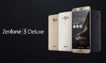Asus rolling out updates for ZenFone 3, 3 Deluxe and ZenPad