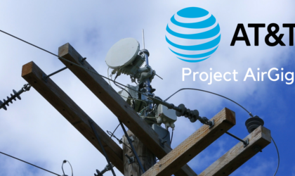 AT&T announces Project AirGig trials that would bring fast internet using power lines