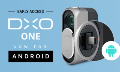 DxO ONE for Android with USB Type C support now available for pre-order