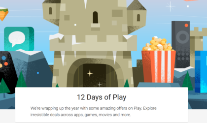 Google Play year-end offers are live, get discounts on apps and games for 12 days