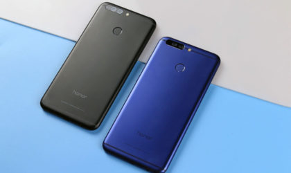 Honor 9 and Honor V9 receive Android Oreo update too