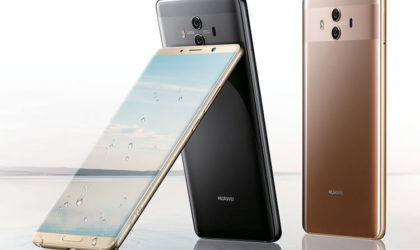 Rumor: AT&T to begin selling the Huawei Mate 10 in February