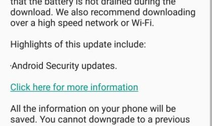 Moto X Pure edition receives new update with KRACK fix and October patch