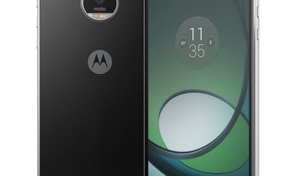 Moto Z Play gets November security update in Canada