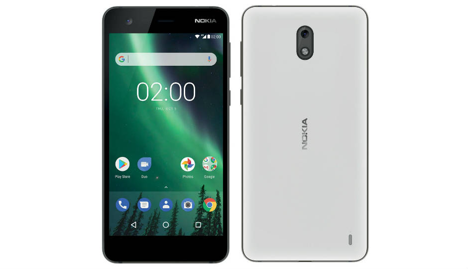 nokia 2 android 8.1