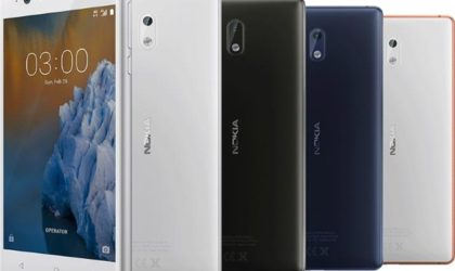 Android Oreo for Nokia 3 would be its next major update, not 7.1.2