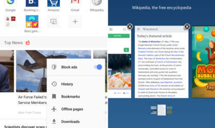 Opera Browser gets New UI and features in latest update