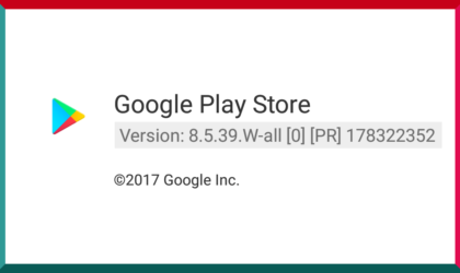 Google Play Store app updated to v8.5.39 [Download]