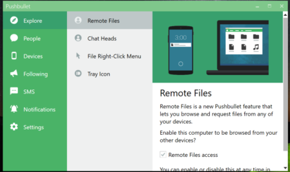 How to access PC files on your Android Phone