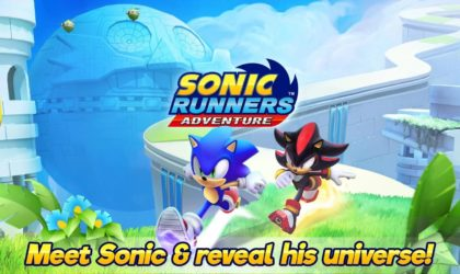 Sonic Runners Adventure is now available on the Play Store, costs $2.99