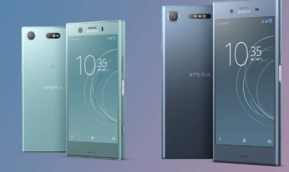 Sony rolling out updates for Xperia XZ Premium, XZ1 and XZ1 Compact carrying December patch