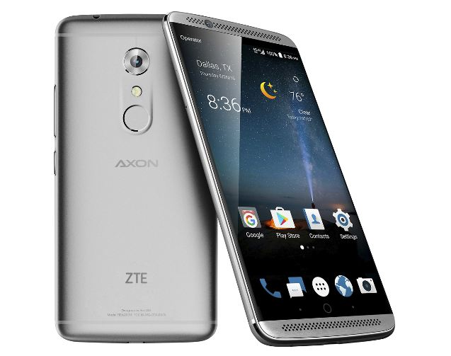 ZTE Axon 7 Pie update news and more: Official Android 8 0