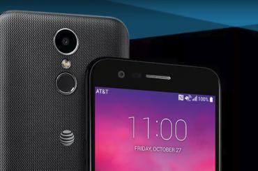 AT&T LG K20 budget phone