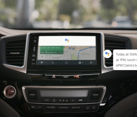 Here's what Google Assistant will bring to cars via Android Auto