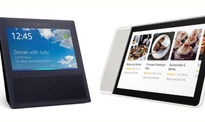 Google Assistant Smart Displays vs. Amazon Echo Show: What are the differences and similarities