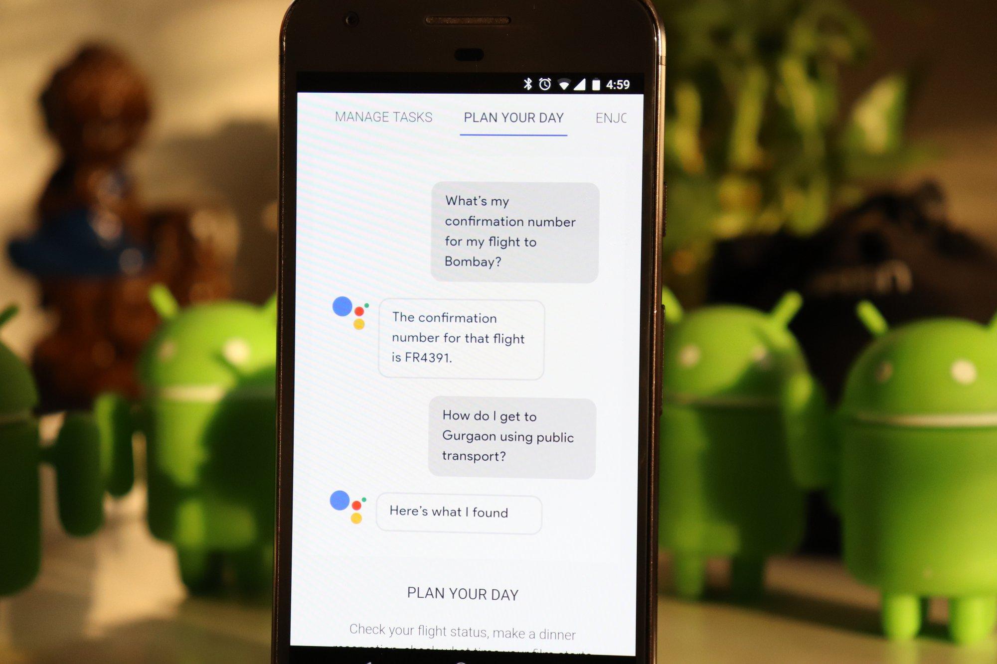 Google-Assistant-flight-details