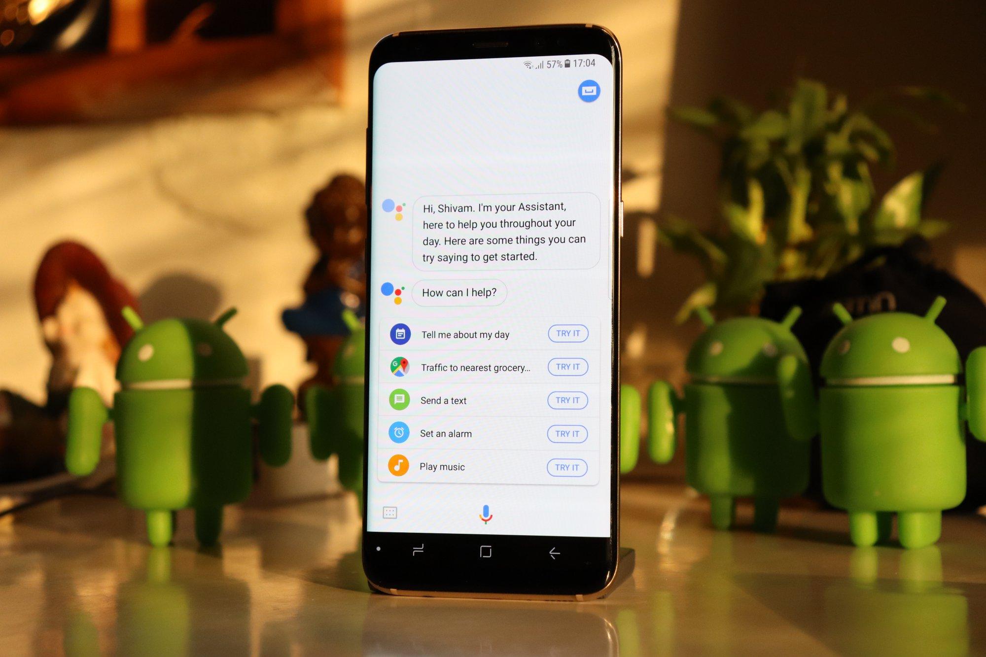 Google-Assistant-start-screen