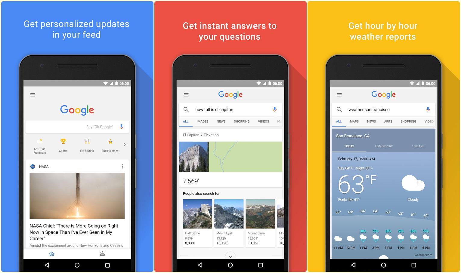 Google-app-tile
