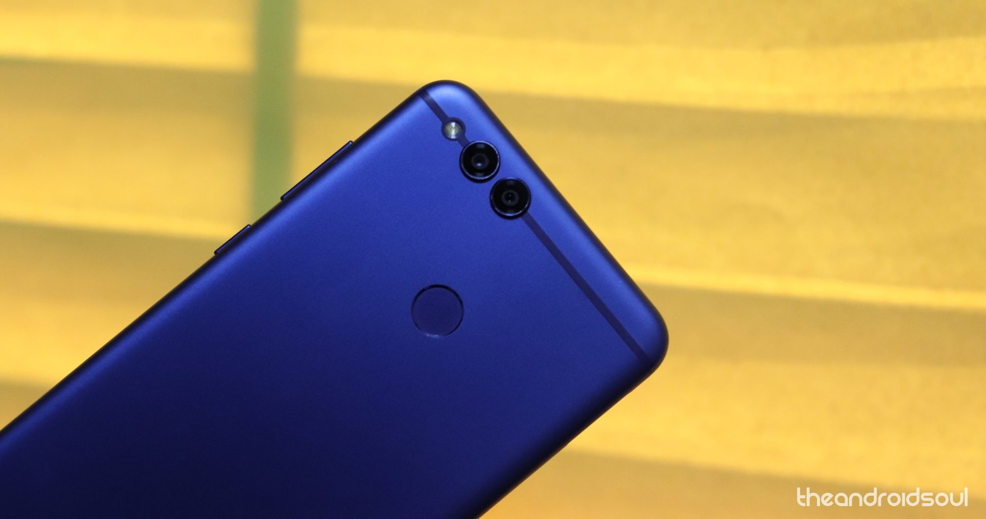 Honor 7X update
