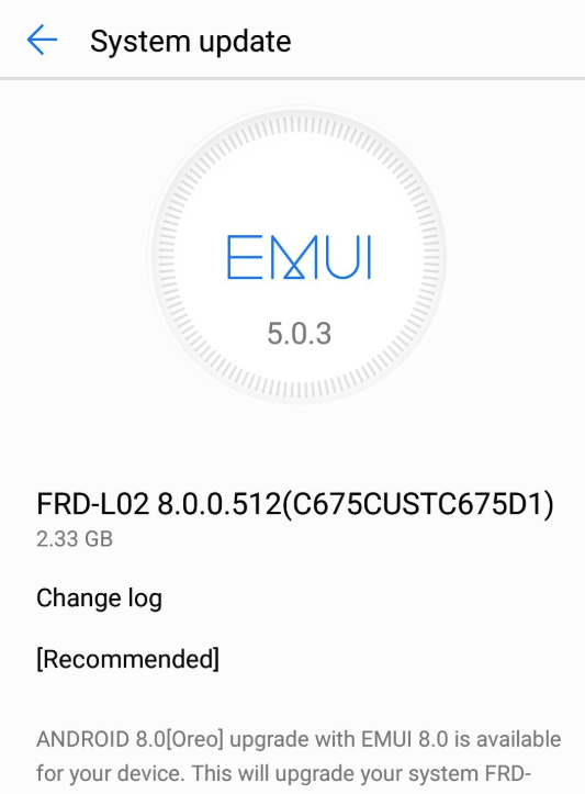 Honor-8-Oreo-update