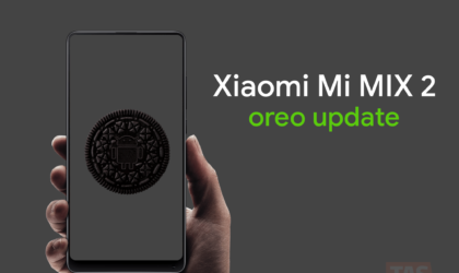 Xiaomi Mi Mix 2 Oreo update: Testers invited for beta, OTA rollout to take place later