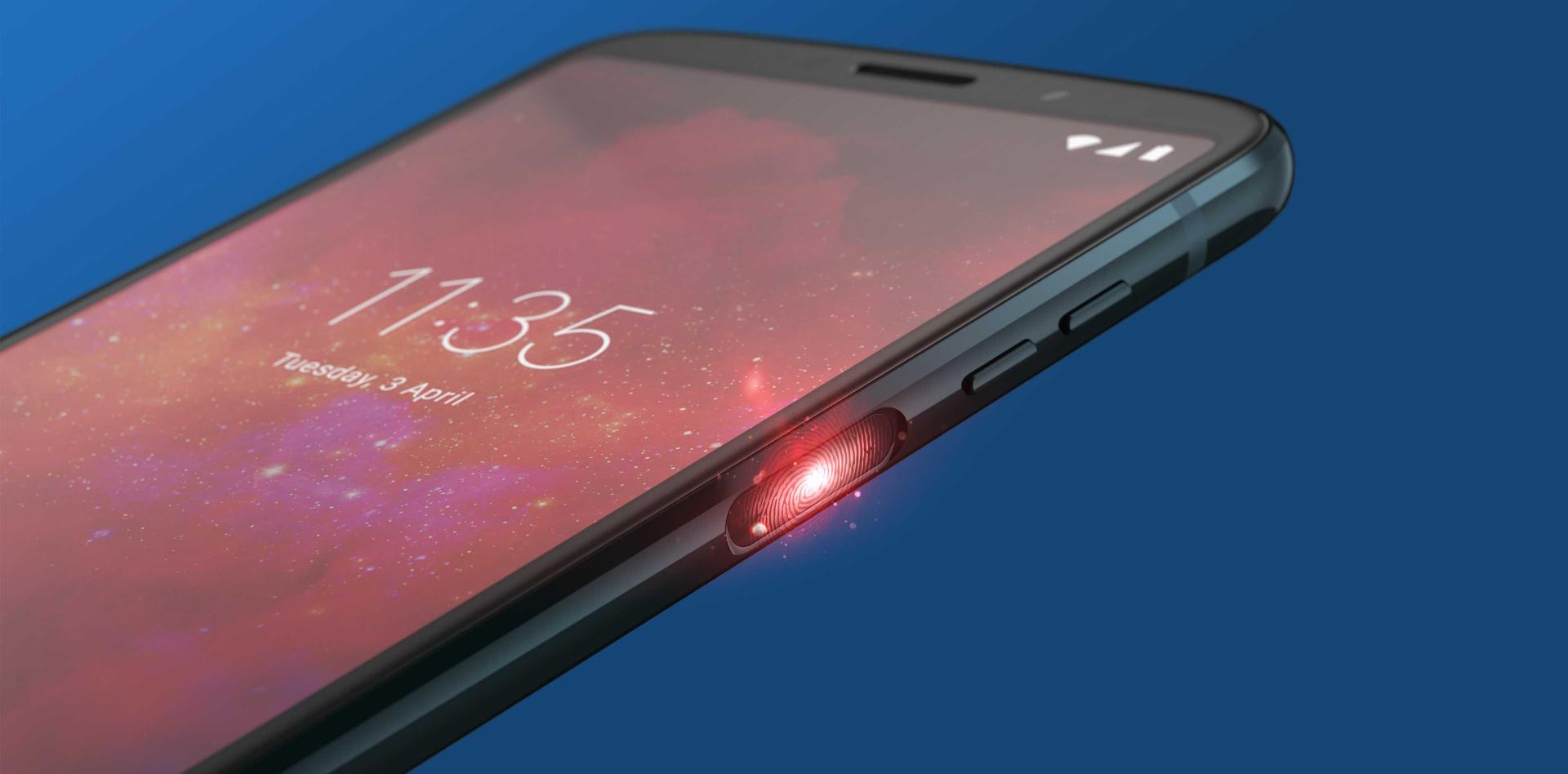 Motorola Moto Z3 Play:...