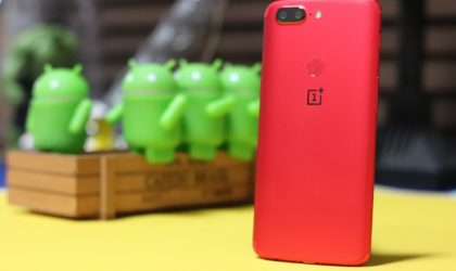 OnePlus 5T update: Android Q confirmed; Upcoming Open Beta to bring Screen Recorder and Zen Mode features