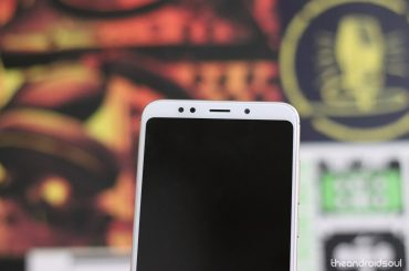 Redmi Note 5 Oreo update