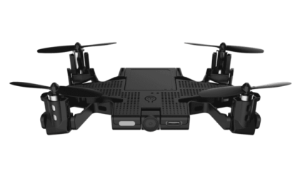Selfly is a drone which also acts as a smartphone case