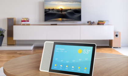 Google Assistant for Smart displays announced, Lenovo already has one for you