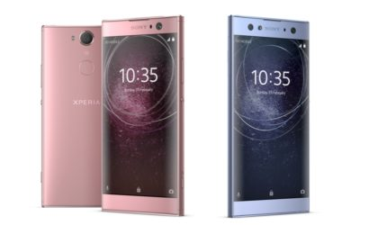 Sony Xperia XA2 and XA2 Ultra: Your selfie expert