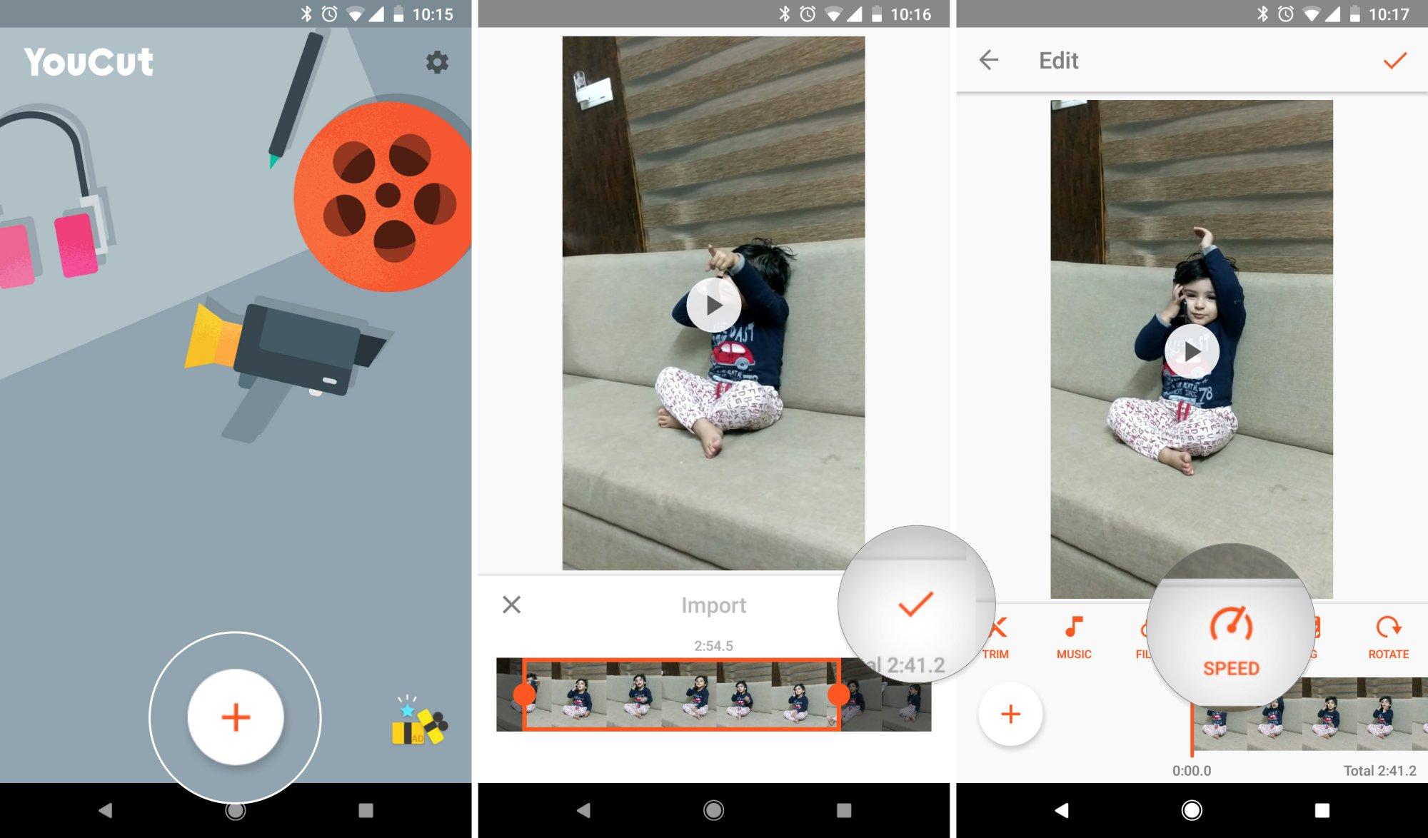 YouCut-video-editing-app