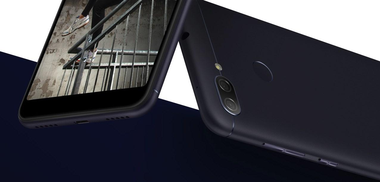 ZenFone max plus camera