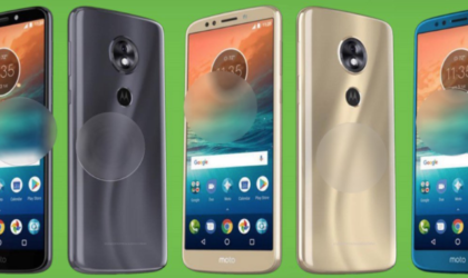 Moto Z3, Z3 Play, Moto X5 and Moto G6 images, specs and price details leaked!
