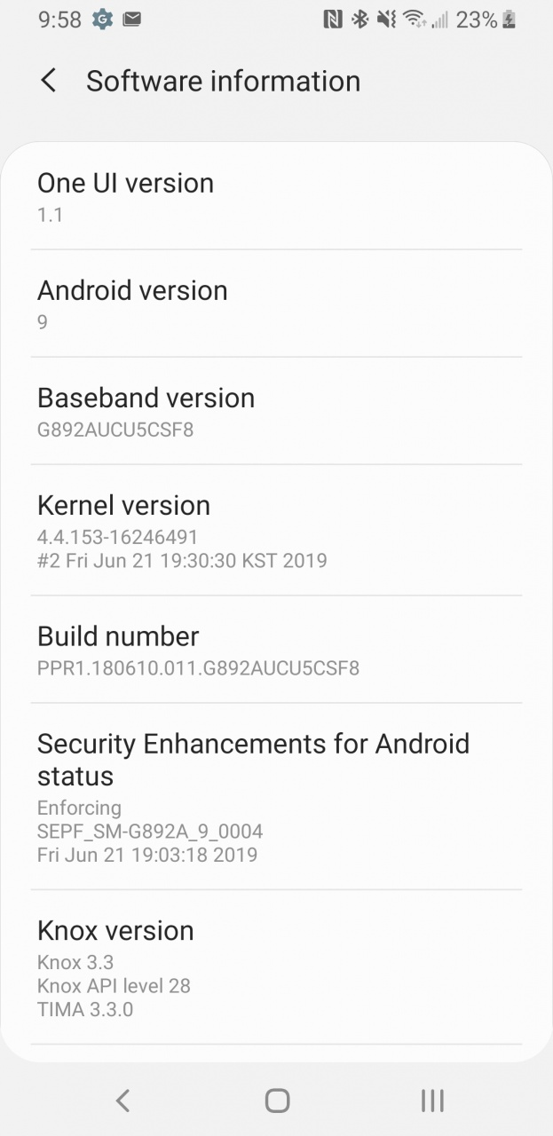 Galaxy S8 Active Android Pie update: Available now on AT&T