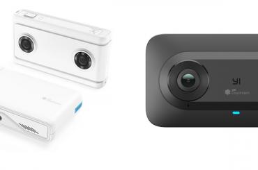 Google VR180 and Lenovo Mirage Solo