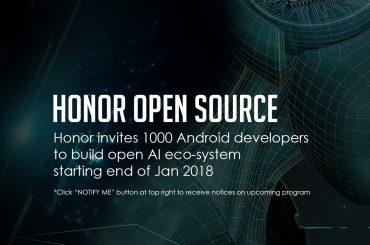 honor open source AI